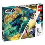 Конструктор Лего Хайдън Сайд - Експресен влак с духове, LEGO Hidden Side, 70424