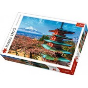 Puzzle Muntele Fuji, 1500 piese