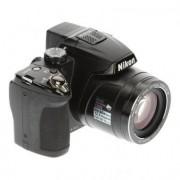 Nikon CoolPix P500 Schwarz