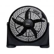 Ventilator rotund cu suport Zilan, 75 W, 3 trepte ventilare