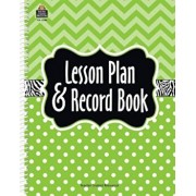 Marquee Lesson Plan & Record Book, Paperback/Teacher Created Resources