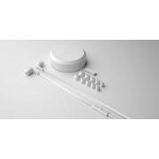 Casti Earphones Jays A-Jays Five WIN WH, alb