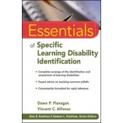 Essentials of Specific Learning Disability Identification, Paperback