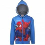 Marvel Spiderman kleding jongens vest blauw