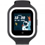 Ceas Inteligent pentru copii WONLEX KT21 4G Negru, cu GPS, apelare video, rezistent la apa, localizare WiFI si monitorizare spion