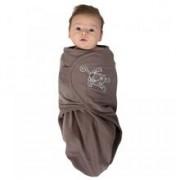 Body Special Tip Wrap Bo Jungle Maimutica Pentru Bebelusi Marime S (3-6Kg) Din Bumbac