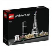Конструктор Лего Архитектура, Париж, LEGO Architecture, 21044