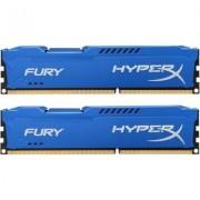 HyperX DDR3 Fury 8GB/ 1600 (2*4GB) CL10 DARMOWA DOSTAWA OD 199 zł !!