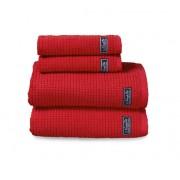 Newport Collection Fisher Island handdukar röd 4-pack