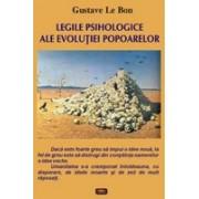 Legile psihologice ale evolutiei popoarelor.