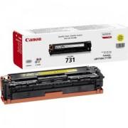 Тонер касета за Canon CRG-731, Yellow - CR6269B002AA