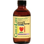 Cough Syrup (gust de fructe) - 118.5 ml - ChildLife Essentials