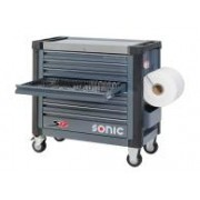 SONIC Equipment SONIC S12 485-delige gereedschapswagen
