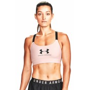 Bustiera UNDER ARMOUR pentru femei ARMOUR MID SPORTSTYLE GRAPHIC BRA