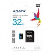 Adata Premier V10 32GB microSDHC memóriakártya+adapter