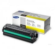 Тонер касета - Samsung CLT-Y506S Yellow Toner / Standard Yield - CLT-Y506S/ELS
