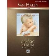 Various Authors Van Halen: 1984