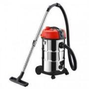 Aspirator industrial Strend Pro K-612D 30 litri 1300 W filtru HEPA priza incorporata cuva inox