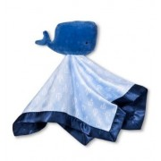 Blue Whale Security Blanket by Cloud Island