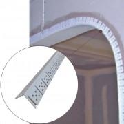 Profil muchie PVC Protektor 2,5 ml/bara