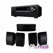 Pachet Receiver AV Onkyo TX-SR373 + Boxe Dayton Audio HTS-1200B