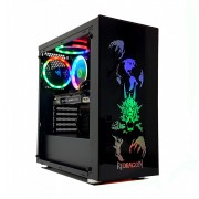 Calculator Gaming Intel Core i7 4790, 16GB DDR3, SSD 960GB + 4TB HDD, video EVGA GeForce GTX 1070 SC GAMING ACX 3.0 8GB GDDR5 256-bit, telecomanda RGB