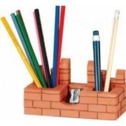 Set de constructie Teifoc Castle and Pencils Support