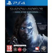 PS4 Middle-Earth Shadow Of Mordor (tweedehands)