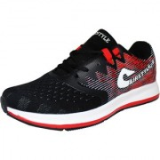 Max Air Sports Men's Running Shoes 8883 Black Red
