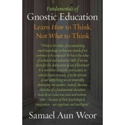 Fundamentals of Gnostic Education: Learn How to Think, Not What to Think, Paperback