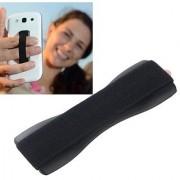 KSJ Secure Finger Grip Universal Anti-Slip Handheld Finger Strap Holder for SmartPhone Small Tablet All iPhone (Assorted Colors)