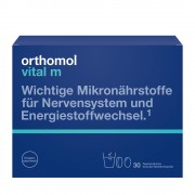 Orthomol Vital m Granulat/Tablette/Kapseln Orange 30 St Tagesportionen