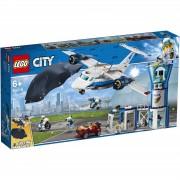 Lego City Police: Sky Police Air Base (60210)