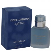 Dolce & Gabbana Light Blue Eau Intense Eau De Parfum Spray 1.7 oz / 50.27 mL Men's Fragrances 540380