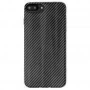 """Husa Fashion iPhone 7/8 Plus Zig-Zag Neagra"""