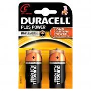 Duracell Plus MN1400 2 stk Batteries