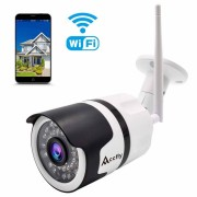Accfly Outdoor Security Camera 1080P Cloud WiFi Cam Wireless IP Waterproof IR Night Vis