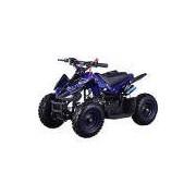 Mini Quadriciclo ATV BULL BK-502 49Cc 2T Azul - Bull Motors