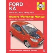 Haynes Workshop manuel Ford Ka Essence (2008-2014) 5637