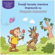 Invata bunele maniere impreuna cu Benjamin Maimutelul/***