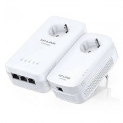 TP-LINK Zestaw adapterów PLC TP-LINK TL-WPA8630P KIT