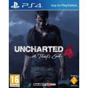 Sony PS4 Uncharted 4: A Thief's End