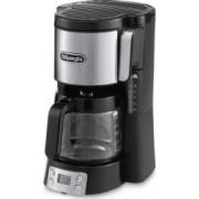 Cafetiera DeLonghi ICM 15250 1.25L 1000W Negru-Gri