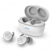 Безжични слушалки Philips UpBeat, микрофон, Bluetooth 5.0, калъф за зареждане, бял, SHB2505WT