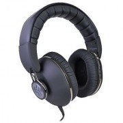 JLab Bombora Premium Over-Ear Headphones With Inline Mic And Track Control