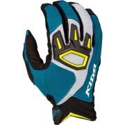 Klim Dakar Motocross Gloves Blue 2XL