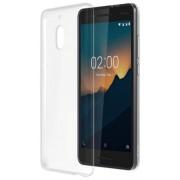 Protectie Spate Nokia Clear Case CC-120 pentru Nokia 2.1 (Transparent)