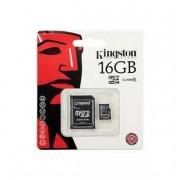 Cartão Micro SDHC TransFlash da Kingston SDC4/16GB - 16GB