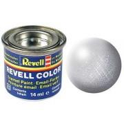 Silver, metallic 14 ml Revell RV32190