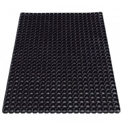 miltex Ringgummi-Matte Scriper® - Mattenhöhe 22 mm - LxB 1200 x 800 mm, VE 1 Stk